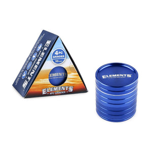 Elements Grinder 4 Piece - 56mm