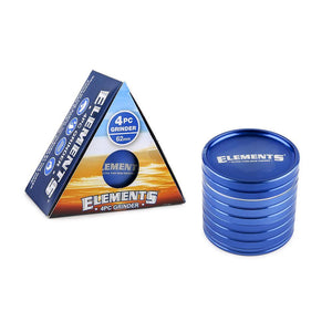 Elements Grinder 4 Piece - 62mm