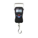 Truweigh Force Digital Hanging Scale - 110lb x 0.05lb - Black