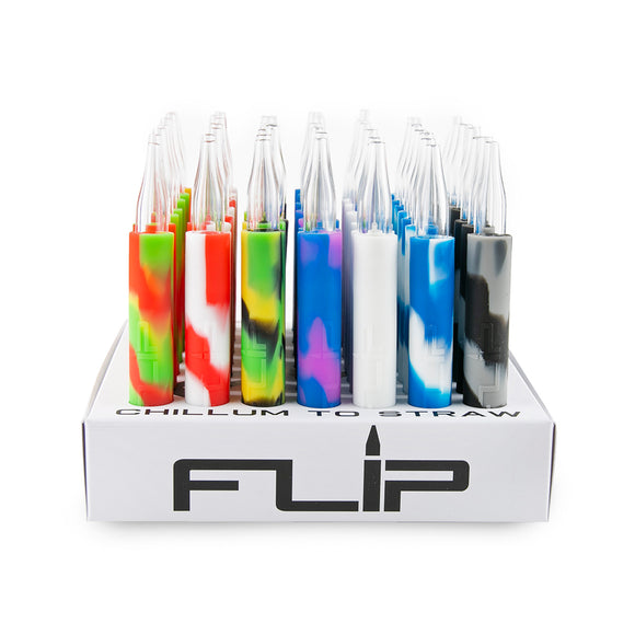 Flip Chillum To Straw - 49ct