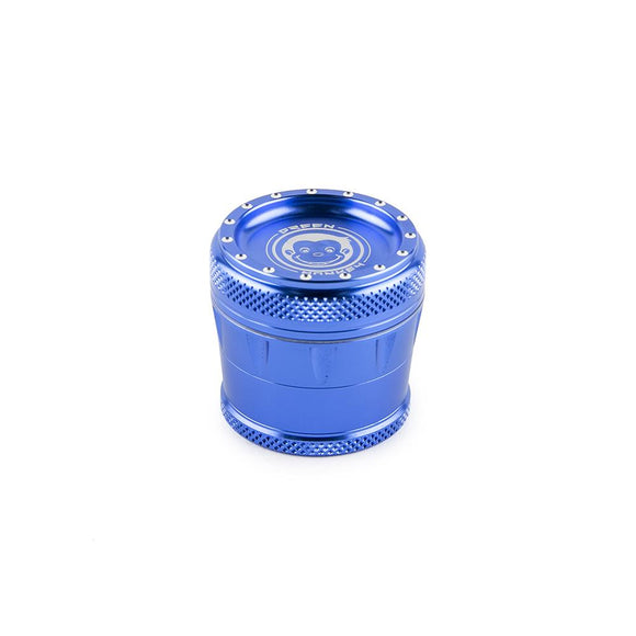 Green Monkey Bolt Grinder - Blue - 50MM