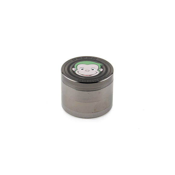 Green Monkey Grinder - Gun Metal - 50MM
