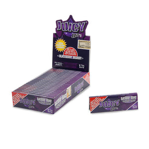 Juicy Jays Blackberry Brandy Papers 1 1/4 - 24ct