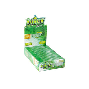 Juicy Jays Trip Green Papers 1 1/4 - 24ct