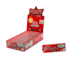 Juicy Jays Very Cherry Papers 1 1/4 - 24ct