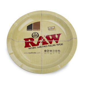 RAW Rolling Tray Round - Large