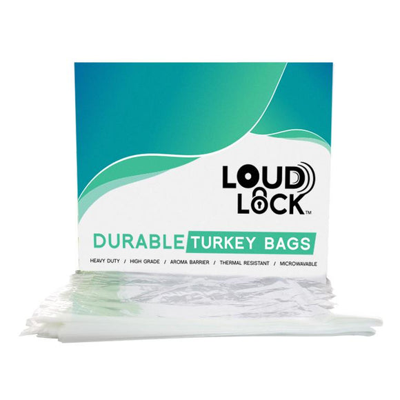 Loud Lock Durable Turkey Bags