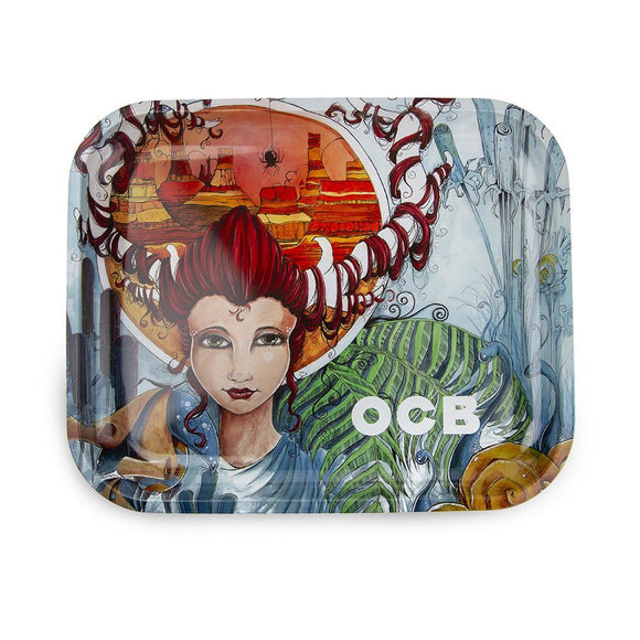 OCB Rolling Tray Artist Series - Large