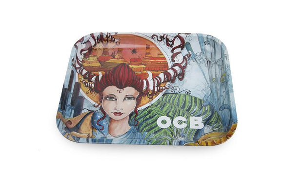 OCB Rolling Tray Artist Series - Small