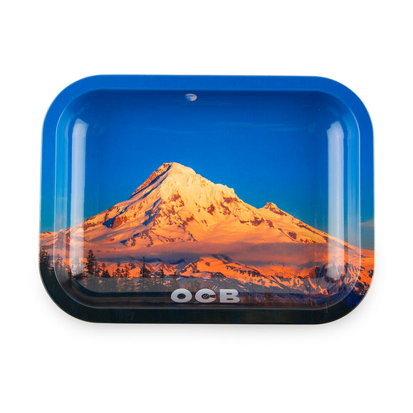OCB Rolling Tray Mt. Hood - Small