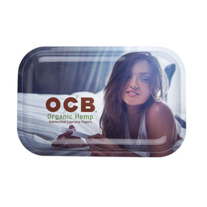 OCB Rolling Tray Organic Hemp - Medium