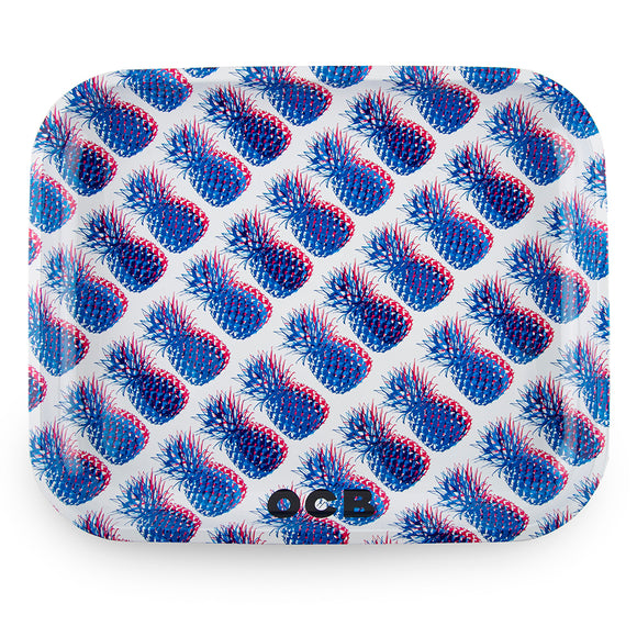 OCB Rolling Tray Pineapples - Large