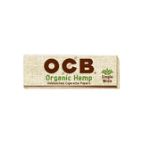 OCB Organic Hemp Single Wide 24's