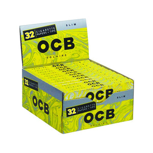 OCB Solaire Slim Papers