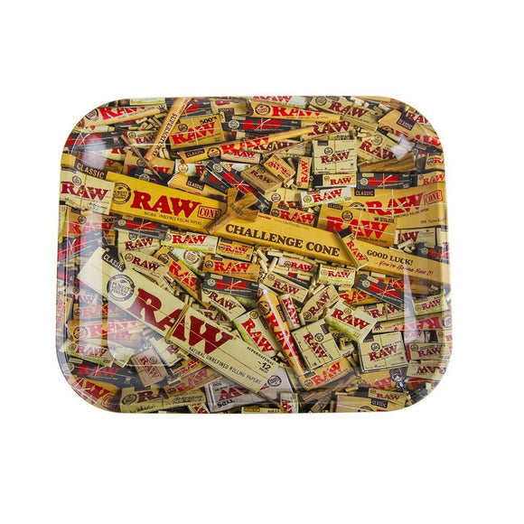 RAW Rolling Tray Mix - Large