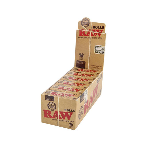 RAW Rolls King Size - 12ct