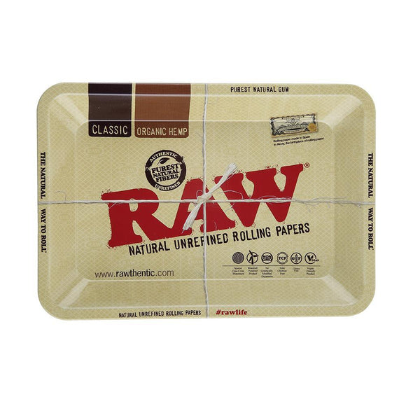 RAW Rolling Tray Metal - Mini