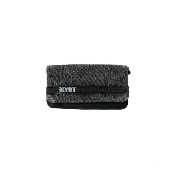 RYOT Roller Wallet - Black - 6ct