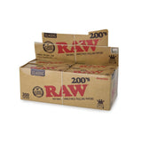 RAW Classic King Size Slim 200's - 40 Packs