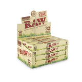 RAW Organic Cones - King Size - 12pk - 32ct