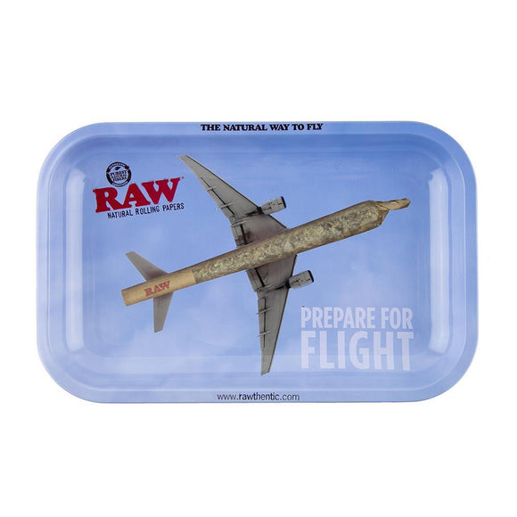 RAW Rolling Tray Airplane - Small