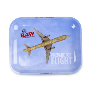 RAW Rolling Tray Airplane - Large