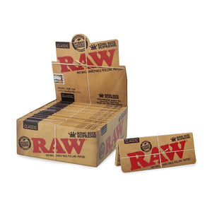 RAW Classic King Size Supreme - 24ct