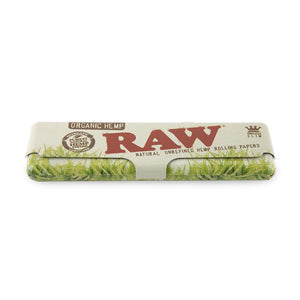 RAW Organic Paper Tin King Size