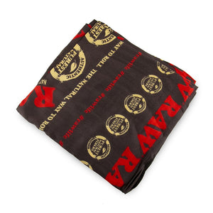 RAW Scarf - Black