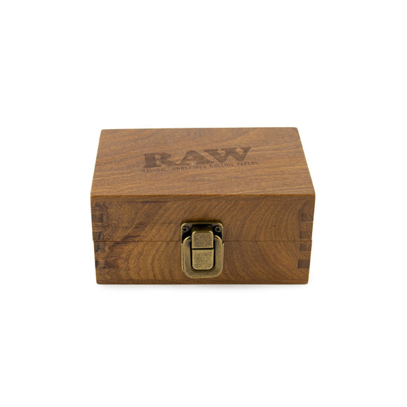 RAW Wood Box