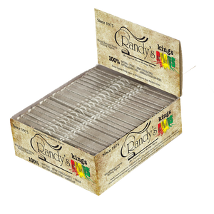 Randy's Roots Wired Rolling Papers - King Size