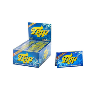 Trip Clear Rolling Papers - 1 1/4 - 24ct