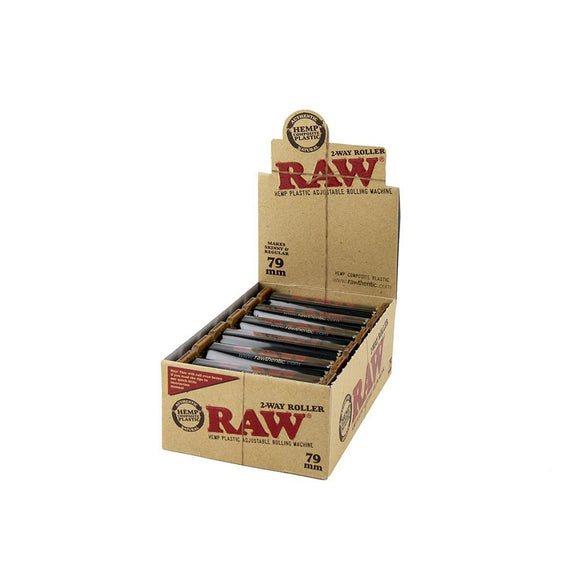 RAW 2-Way Roller 79mm - 1 1/4 - 12ct