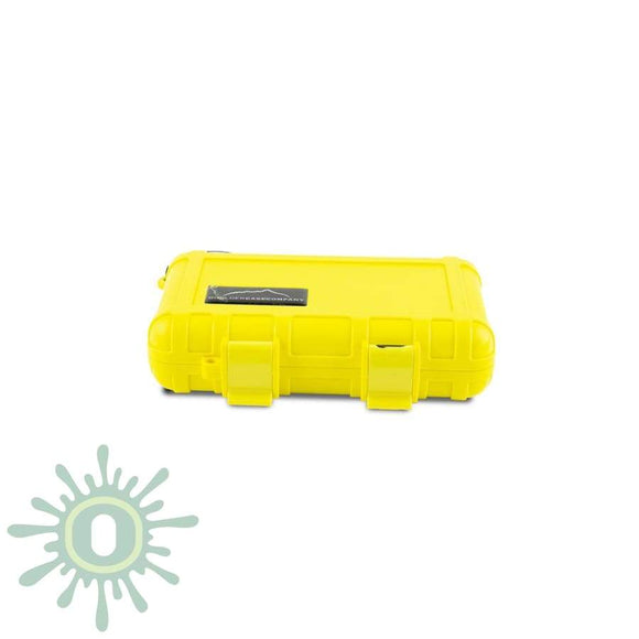 Boulder Case - 2000 Series Yellow Carrying Cases