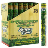 Cyclone Cone & Hemp Wraps / Sugar Cane Flavored Cones 24 Ct