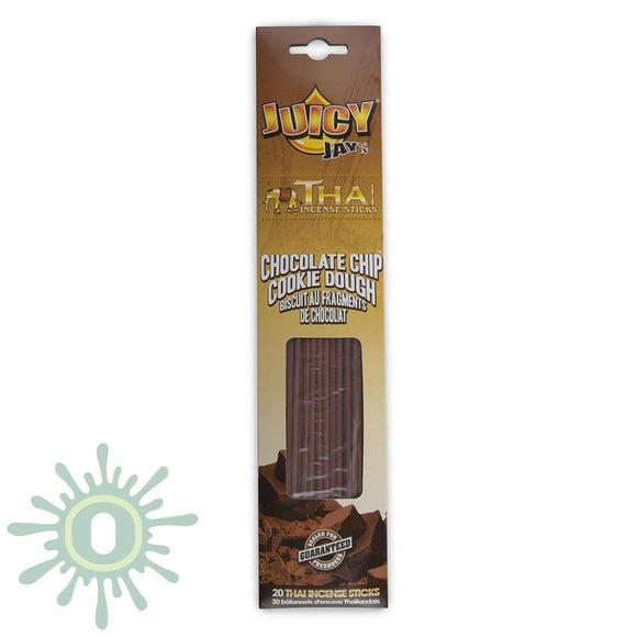 Juicy Jays Incense - Chocolate Chip 20Pk 12Ct