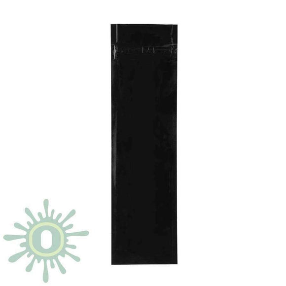 Loud Lock Mylar Bags - Syringe - Black - 1000ct