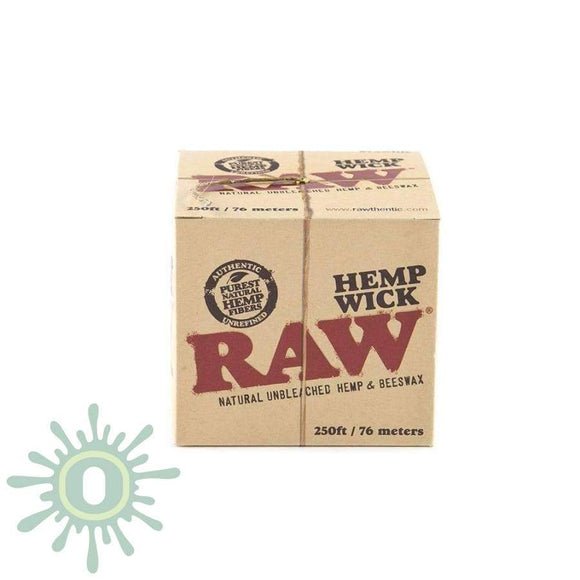 Raw Hempwick Ball - 250Ft Smoke Accessories