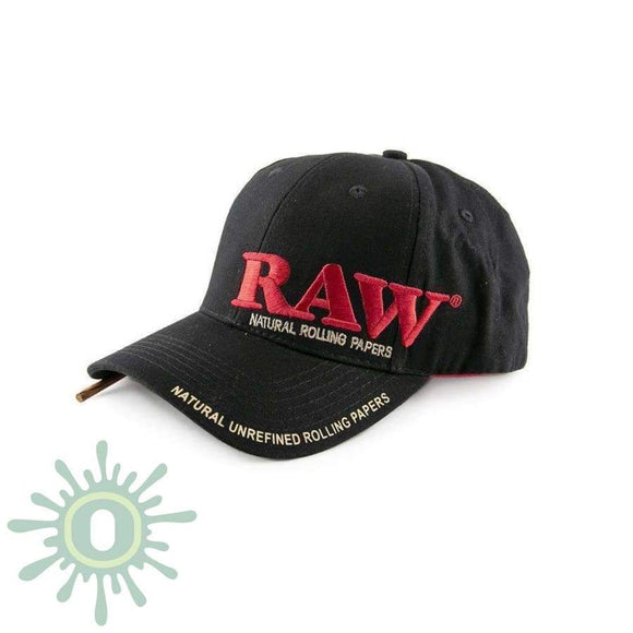 Raw Poker Hat - Black Hats