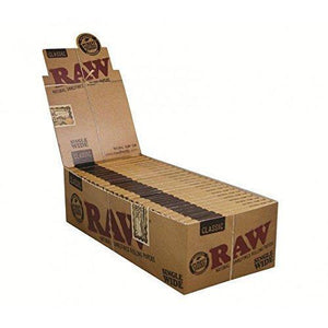 RAW Classic Single Wide - 25ct