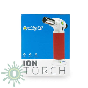Whip It Torch - Ion Large Red/white Torches