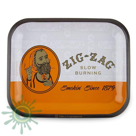 Zig Zag Rolling Tray - Classic Large Trays