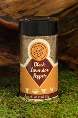 Black Lavender Pepper
