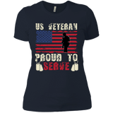 Veteran Proud to Serve