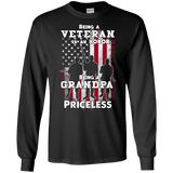 Grandpa Priceless Vet