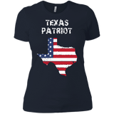 Texas Map Patriot