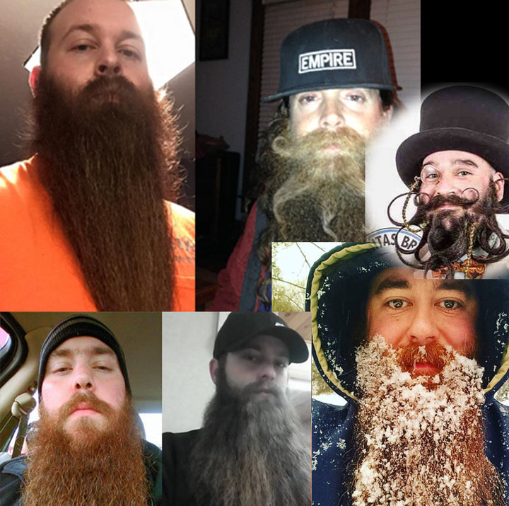 Over 5,000 people voted for the Wildest Beard on the Internet...You Won't Believe Some of The Entries
