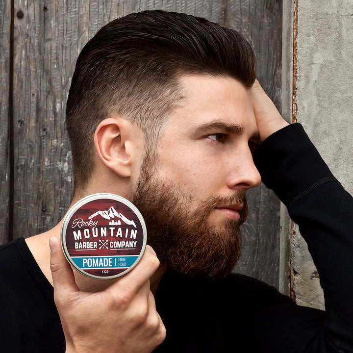 Best Hairstyles For Guys With Big Ears Rocky Mountain Barber Co