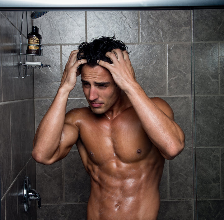 How Often Should Guys Shower?