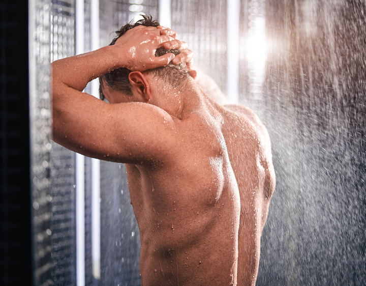 You've Been Showering Wrong Your Entire Life: Here's Why
